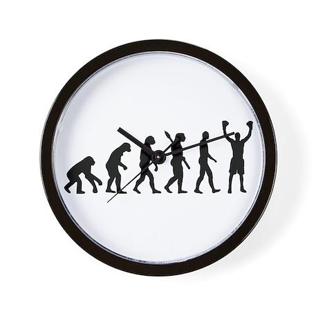 Boxing winner evolution Wall Clock