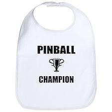 pinball champ Bib