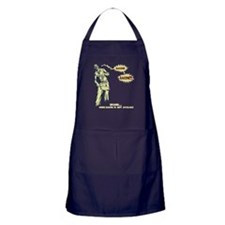 Zombie Bacon Apron (dark)