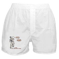 Zombie Bacon Boxer Shorts