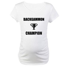 backgammon champ Shirt