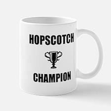 hopscotch champ Mug