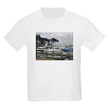 Harborside View  Kids T-Shirt