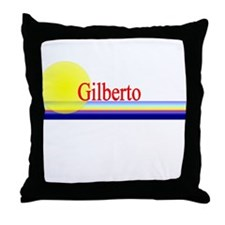 Gilberto Throw Pillow