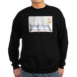 PMLogo2.jpg Sweatshirt (dark)