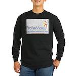 PMLogo2.jpg Long Sleeve Dark T-Shirt