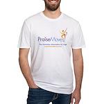 PMLogo2.jpg Fitted T-Shirt
