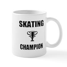 skating champ Small Mug