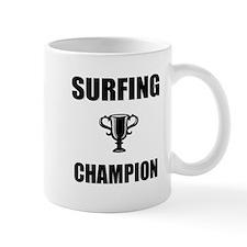 surfing champ Mug