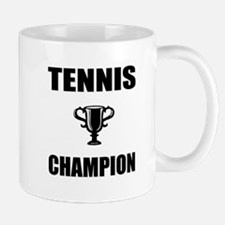 tennis champ Mug