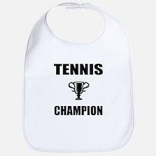 tennis champ Bib