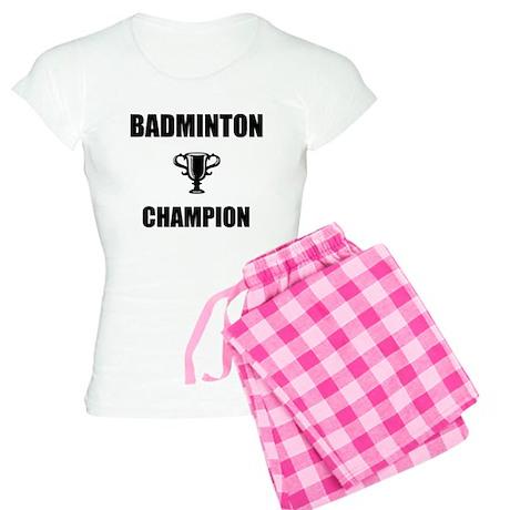 badminton champ Women's Light Pajamas