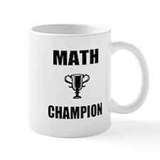 math champ Mug
