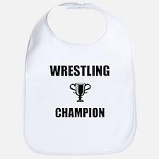 wrestling champ Bib