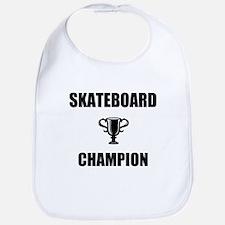 skateboard champ Bib