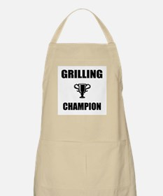 grilling champ Apron