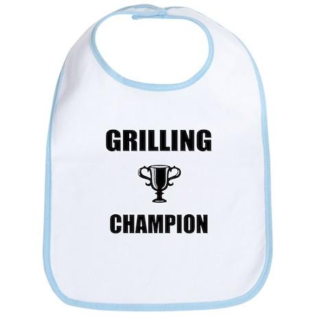 grilling champ Bib