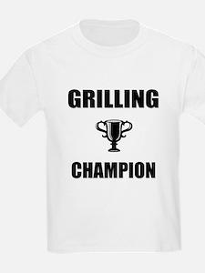 grilling champ T-Shirt