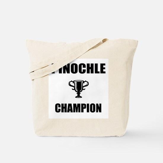 pinochle champ Tote Bag