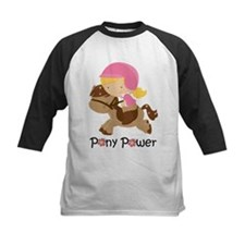 Pony Power Blond Tee