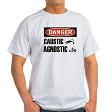 Danger Caustic Agnostic T-Shirt