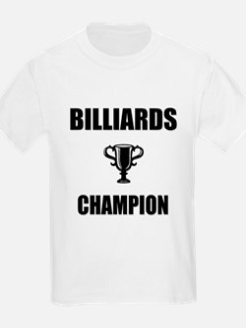 billiards champ T-Shirt