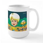 Gwen Farrell Large Mug