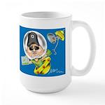 Ken Pfeifer Large Mug