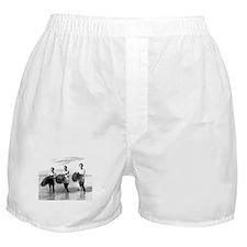 1st Surfer Girls Boxer Shorts