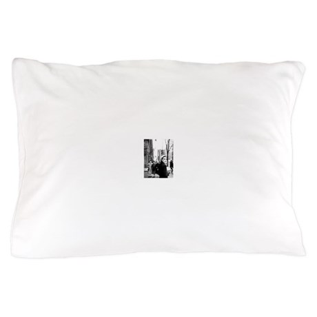 5th Avenue Stroll Pillow Case
