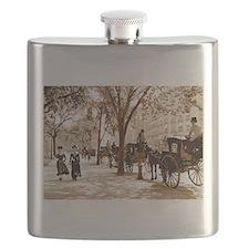 New York Vintage Flask