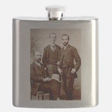 The Gentle men Flask