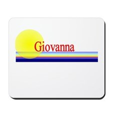 Giovanna Mousepad