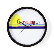 Giovanna Wall Clock