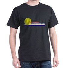 Giovanna Black T-Shirt