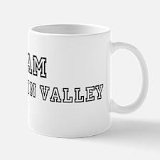 Team San Joaquin Valley Small Small Mug
