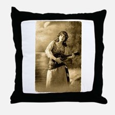 My Musical Gypsy Throw Pillow