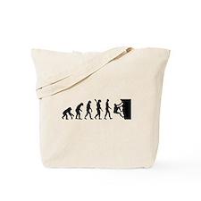 Evolution climbing Tote Bag