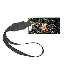 Distant Luminous Stars Luggage Tag