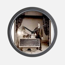 The Phonograph Wall Clock