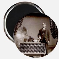 """The Phonograph 2.25"""" Magnet (10 pack)"""