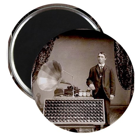 The Phonograph Magnet