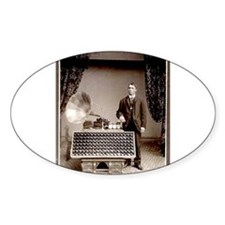 The Phonograph Decal