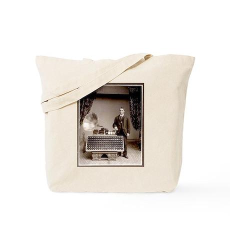 The Phonograph Tote Bag