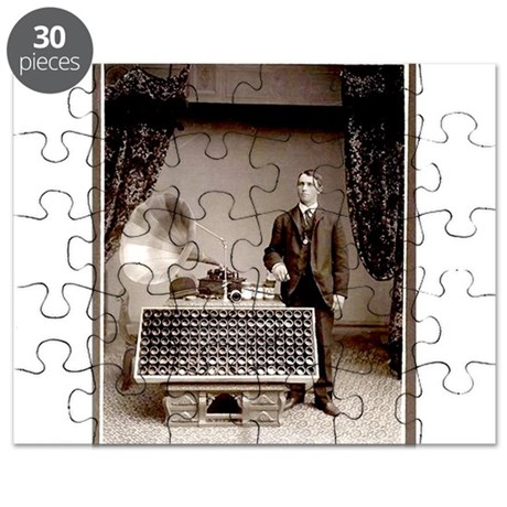 The Phonograph Puzzle
