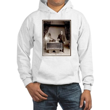 The Phonograph Hooded Sweatshirt