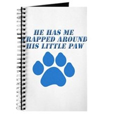 His Has Me Wrapped Journal