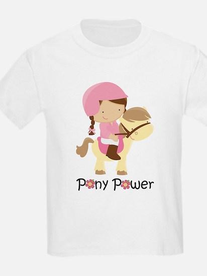 Cute Pony Power T-Shirt