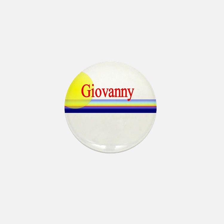 Giovanny Mini Button