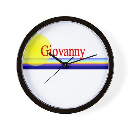 Giovanny Wall Clock